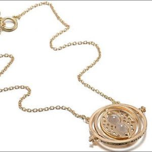 Jewelry - Hermione's Time Turner Necklace ✨⏱